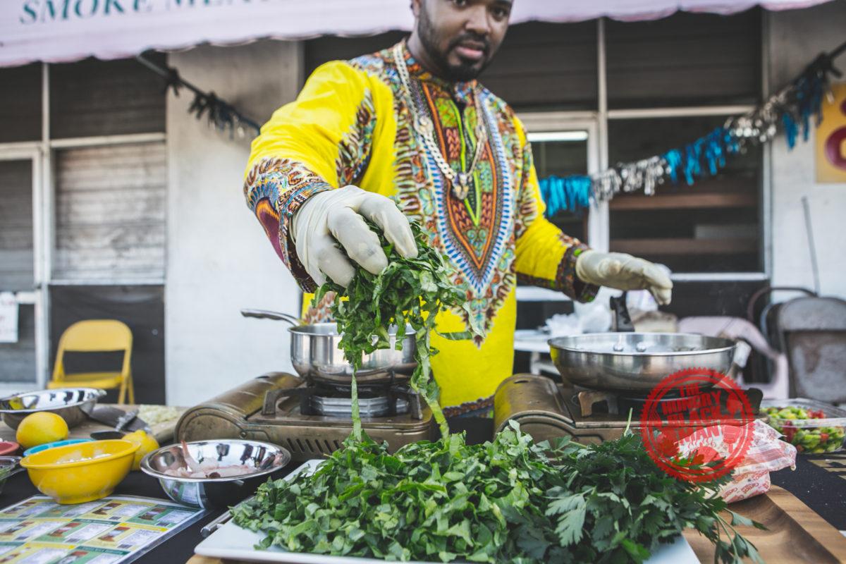 Award Winning Chef Creates Amazing Seasoning and Spice Line